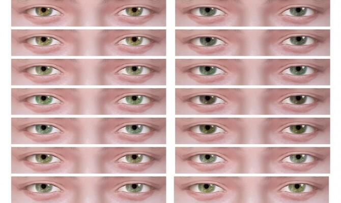 Sims 4 Green Set LENSES 010 at Lutessa