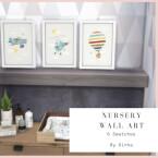 Nursery Wall Art - 6 Swatches
