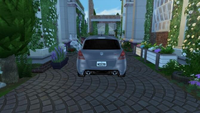 2012 Suzuki Swift Sport at Modern Crafter CC image 2091 670x377 Sims 4 Updates