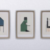 SHED SERIE ART PRINT