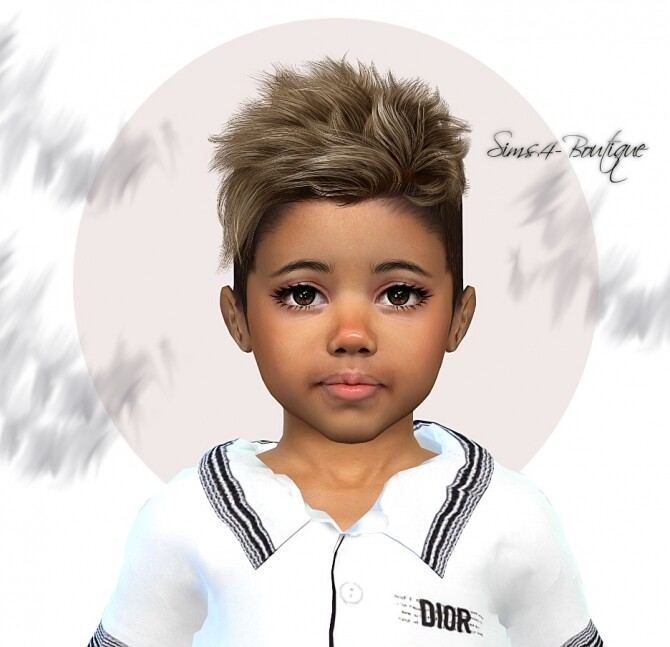 Designer Set for Toddler Boys 1609 at Sims4 Boutique image 2104 670x647 Sims 4 Updates