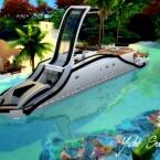Yacht Serenity by GenkaiHaretsu