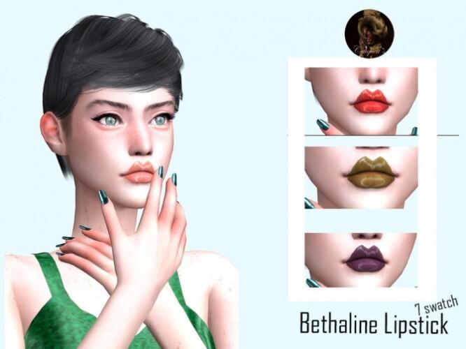 Bethaline Lipstick by couquett