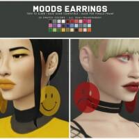 MOODS EARRINGS
