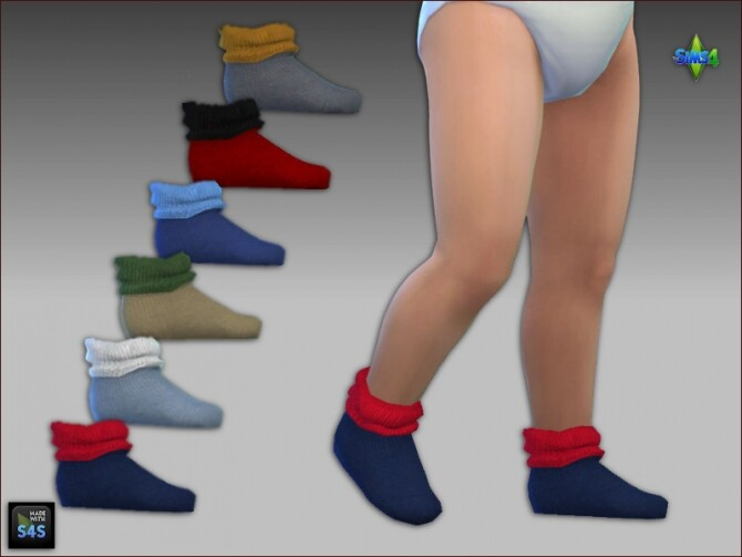 6 Overalls and socks for toddlers at Arte Della Vita image 2192 670x503 Sims 4 Updates