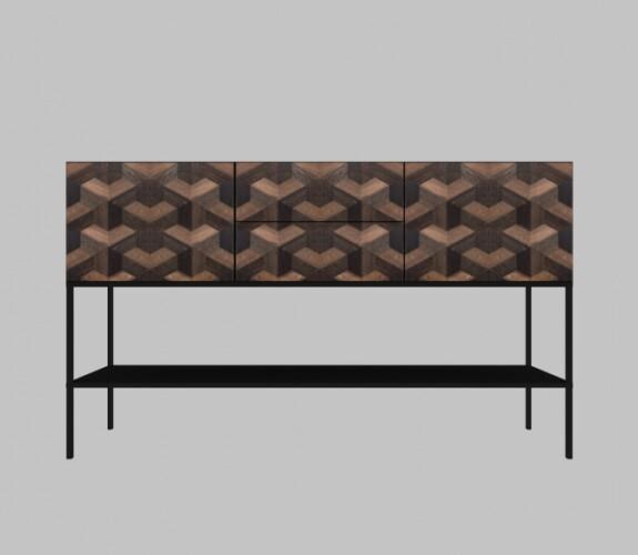 Illusion Sideboard Crea Sella Dining Chair