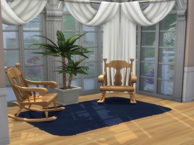 Sims 4 Barkley Avenue home by LJaneP6 at TSR