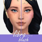 Libra Blush by Sagittariah