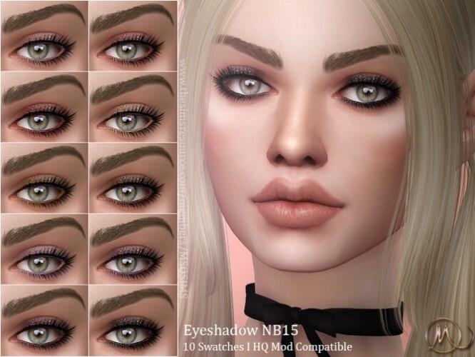 Eyeshadow NB15