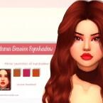 Autumn Berries Eyeshadow by LadySimmer94