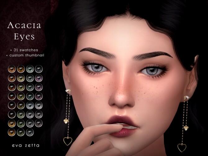 Acacia Eyes by Eva Zetta at TSR image 2417 670x503 Sims 4 Updates