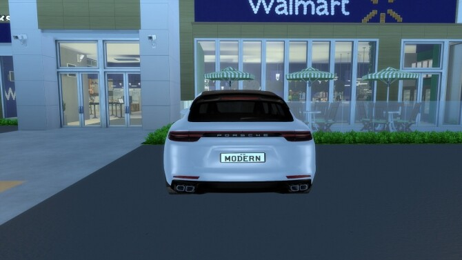2018 Porsche Panamera Sport Turismo at Modern Crafter CC image 2421 670x377 Sims 4 Updates