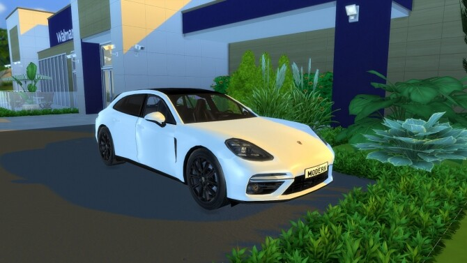 2018 Porsche Panamera Sport Turismo at Modern Crafter CC image 2451 670x377 Sims 4 Updates