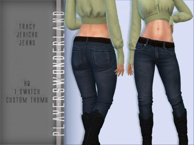 Tracy Jericho Jeans by PlayersWonderland