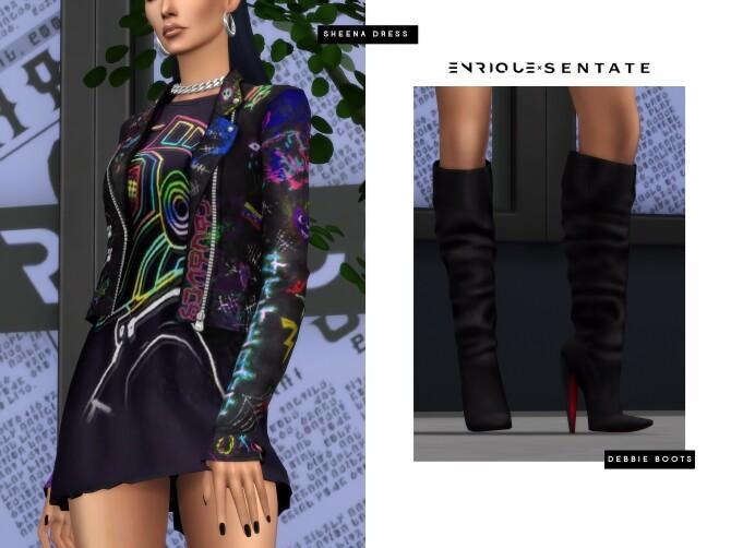 ENRIQUE X SENTATE 2020 collection image 254 670x502 Sims 4 Updates