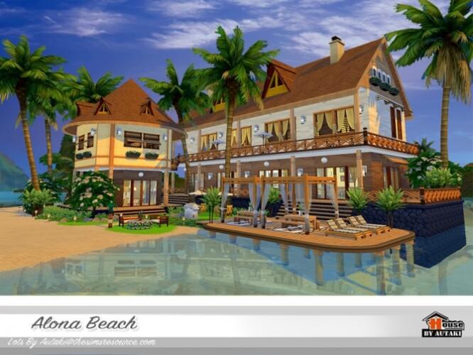 Alona Beach Home NoCC by autaki