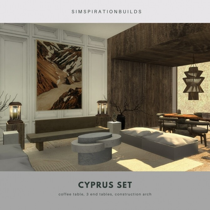 Cyprus set at Simspiration Builds image 2672 670x670 Sims 4 Updates