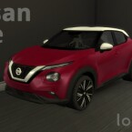 Nissan Juke by LorySims