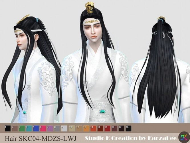 Hair SKC04 MDZS LWJ