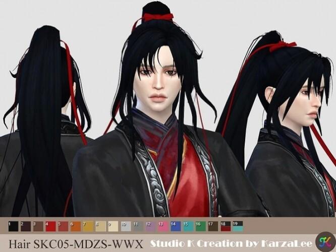 Hair skc05 MDZS WWX