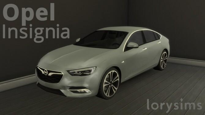 Opel Insignia GS at LorySims image 2841 670x377 Sims 4 Updates