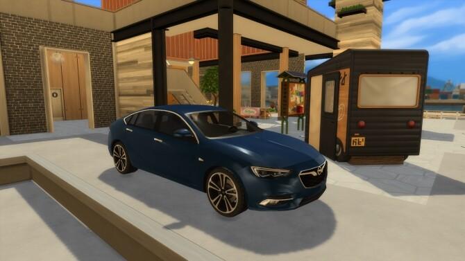 Sims 4 Opel Insignia GS at LorySims
