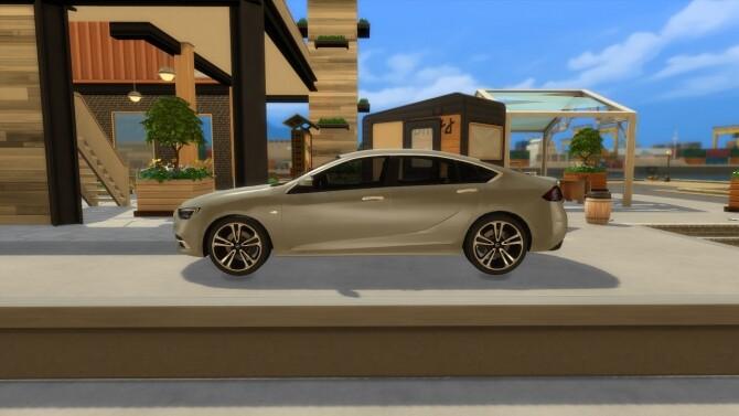 Opel Insignia GS at LorySims image 2861 670x377 Sims 4 Updates