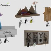 Key Holder set by Katiesimspire