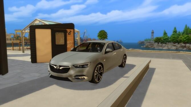 Opel Insignia GS at LorySims image 2881 670x377 Sims 4 Updates