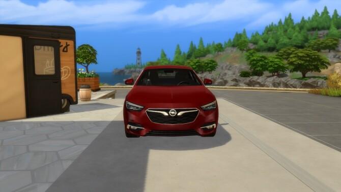 Opel Insignia GS at LorySims image 2891 670x377 Sims 4 Updates