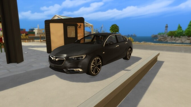 Opel Insignia GS at LorySims image 290 670x377 Sims 4 Updates