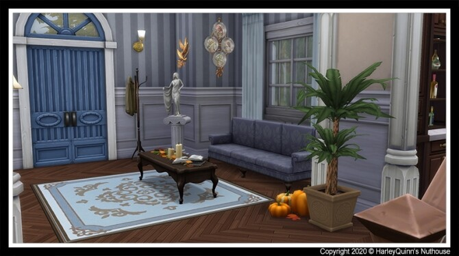 Fairchild Manor at Harley Quinn's Nuthouse image 2941 670x375 Sims 4 Updates