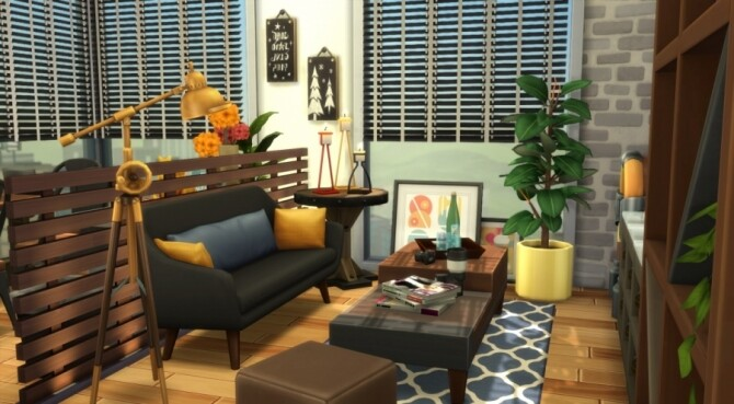 21 rue Chic apartment 1310 by Pyrenea at Sims Artists image 2951 670x369 Sims 4 Updates