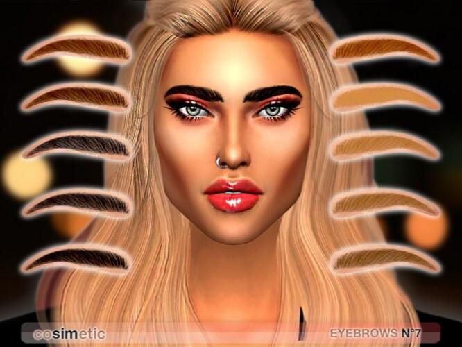 Eyebrows N7 by cosimetic