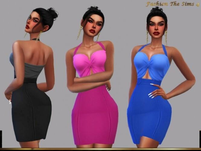 Dress Cassandra by LYLLYAN