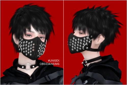 KAKASHI HAIR   HBD 15.9 Hatake Kakashi at Obsidian Sims image 3071 Sims 4 Updates
