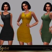 Fabiana dress by LYLLYAN