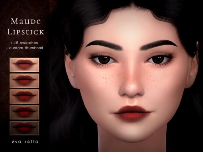 Maude Lipstick by Eva Zetta