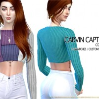 AY Top by carvin captoor