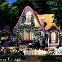 Flower Cottage by nobody1392
