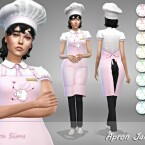 Apron Janite 1 by Jaru Sims