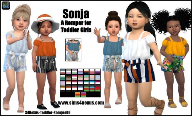 Sonja romper by SamanthaGump