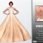Dress MC57 by mermaladesimtr