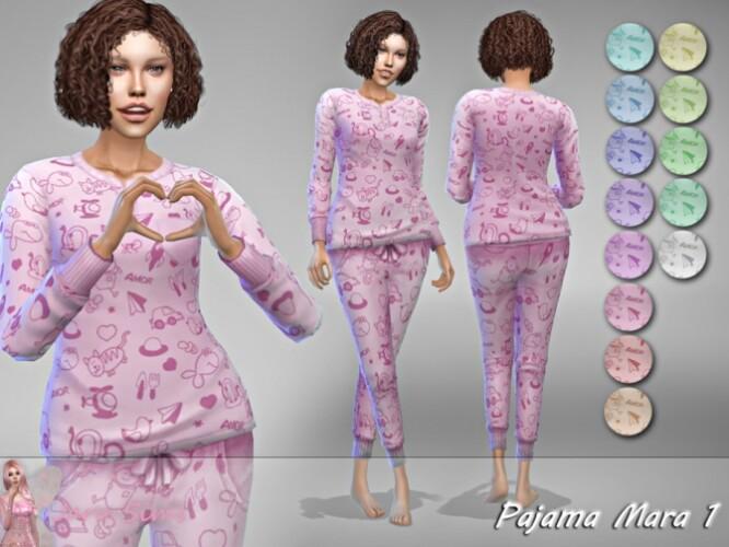 Pajama Mara 1 by Jaru Sims