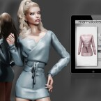 Dress MC63 by mermaladesimtr
