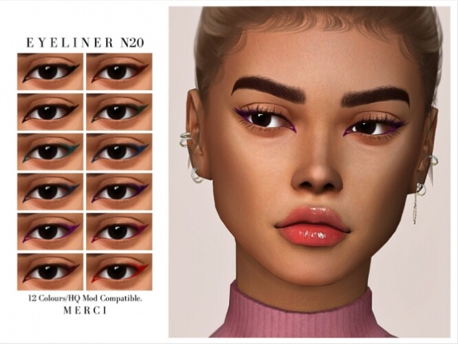 Eyeliner N20 by Merci