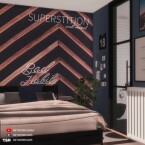 Superstition Wall Mural by Networksims
