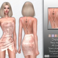 Dress MC59 by mermaladesimtr