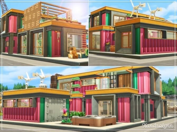 Sims 4 Jewel Container by Xandralynn at TSR