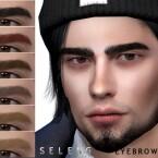 Eyebrows N88 by Seleng